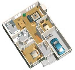 2 bed bungalow floor plans two bedroom bungalow house plan 80625pm 1st floor master suite cad available canadian