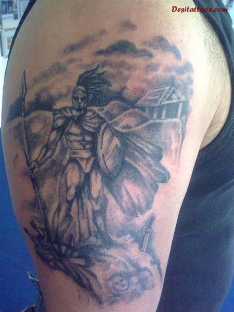 achilles tattoo designs 90 fantastic achilles tattoos