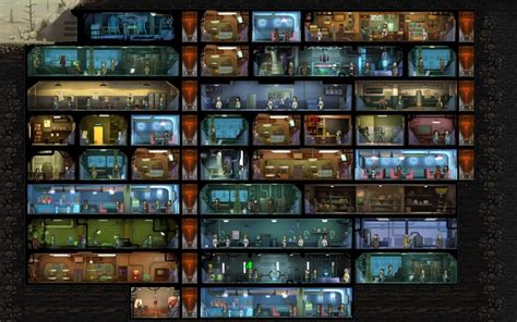 fallout shelter app layout guide fallout shelter an overdue android game that doesn t