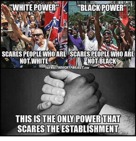 White Power Meme - 25 best memes about white power white power memes