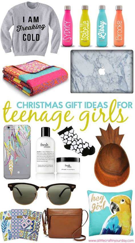 55 unique christmas gifts for tweens and teens that are