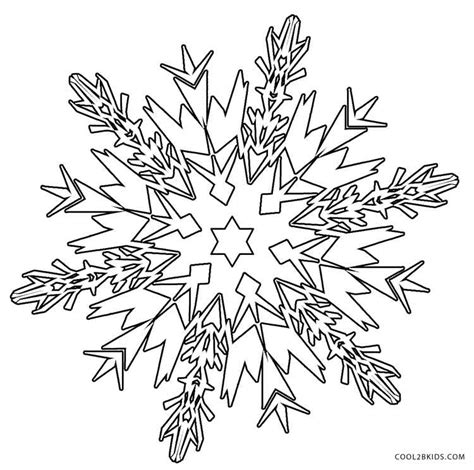 printable coloring pages snowflakes printable snowflake coloring pages for cool2bkids