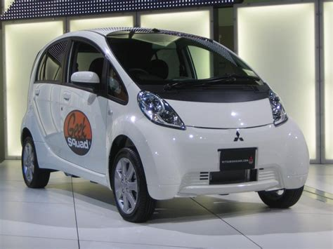 mitsubishi electric move over think mitsubishi i highest selling electric car