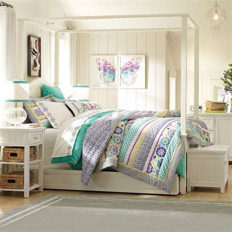 Teenage Girl Rooms | 4 teen girls bedroom 23 interior design ideas