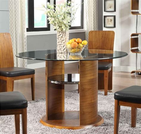 Jual Dinner Set by Jual Jf603 Walnut Dining Table 4 Chairs