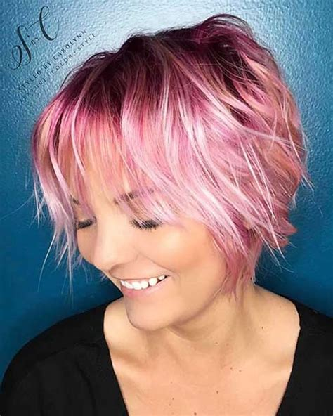 To Medium Hairstyles by 29 Top Medium Bob Haircuts Layered Wavy Curly Etc Bob