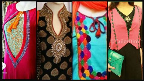neck design pattern for suits eid special latest beautiful neck designs for suit youtube