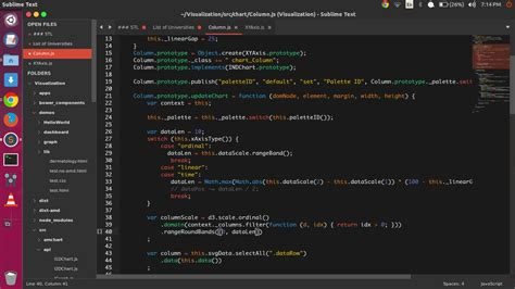 sublime text 3 select theme github anmoljagetia flatabulous this is a flat theme