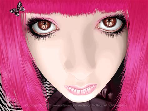 Lu Daymaker beautiful exles of vexel artworks and tutorials