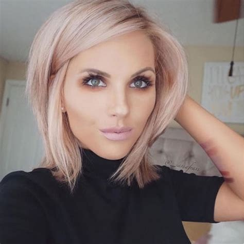 haircuts 2018 women s long the best 30 short bob haircuts 2018 short hairstyles for