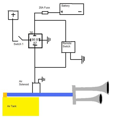 saturn horn switch wiring diagram saturn get free image