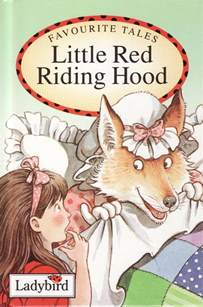 red riding hood ladybird book favourite tales gloss hardback 1993