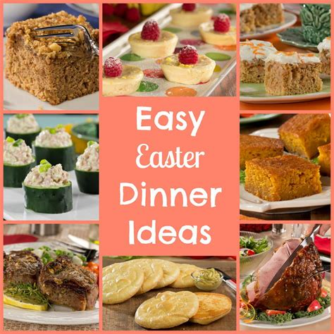 dinner menu ideas mccormick easter dinner ideas 30 healthy easter recipes