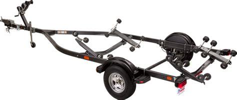 ez loader custom adjustable boat trailers roller ez loader custom adjustable boat trailers