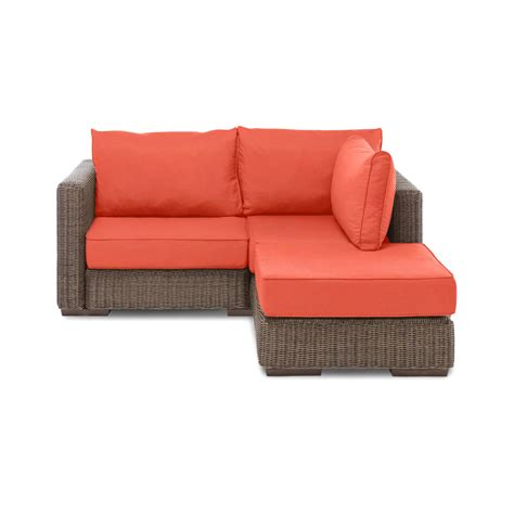 lovesac sactional covers small outdoor chaise sactional melon sunbrella cover