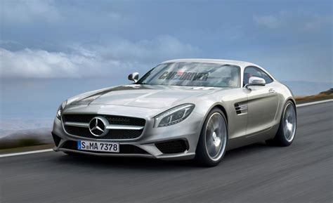 2016 mercedes benz amg gt car and driver