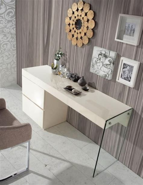 white modern vanity table 1000 ideas about contemporary vanity on
