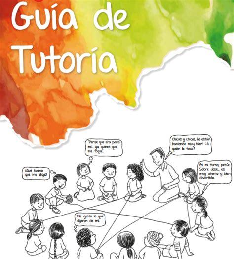minedu tutoria 2016 tutor 237 a de fya 24 sesiones de tutoria de primaria