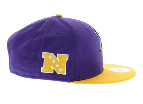 minnesota vikings team colors the baycik snapback new era cap