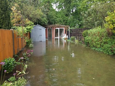 How To Stop Backyard From Flooding by The Garden In May Part 2 Pink Wellingtons