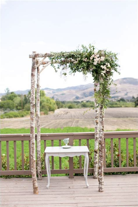Wedding Arch Tree Branches by Trees Arches And Wedding On