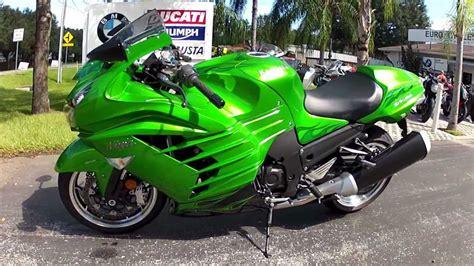 Green For Sale 2012 Kawasaki Zx14 Green At Cycles Of Ta Bay