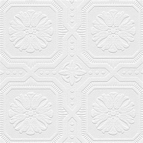 Paintable Ceiling Tiles by Romanesque Ceiling Tile Raised White Textured Paintable