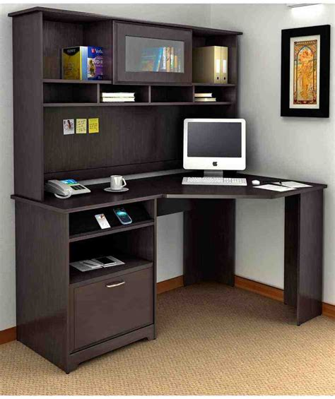 Small Corner Desk With Hutch Decor Ideasdecor Ideas Corner Hutch Desk