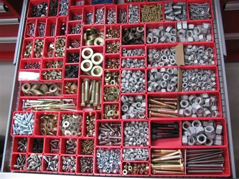 Garage Organization Nuts And Bolts 17 Best Ideas About Screws And Bolts On Nut