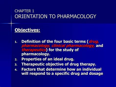 Ppt Pctx 201 Introduction To Pharmacology Powerpoint Presentation Id 274884 Pharmacology Ppt Presentation