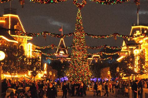 behind the thrills disneyland resort update christmas