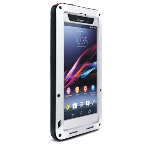 Mei Powerful For Sony Z1 sony xperia z1 mei powerful hybrid white
