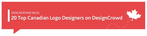 designcrowd canada logo design tips top 20 canadian logo designers on