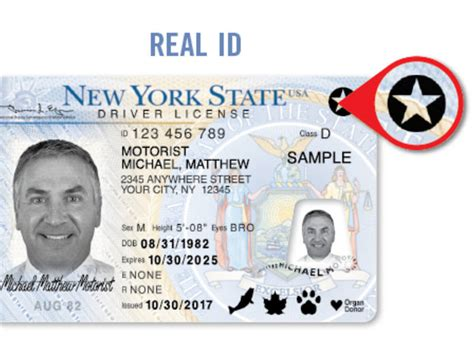 new york id card template time is running out to get your new state id card