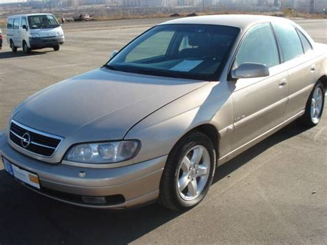 2002 Opel Omega Photos 2 0 Gasoline Ff Automatic For Sale