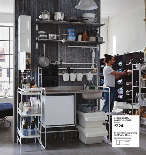ikea kitchen catalogue ikea s 2017 catalogue is a bleak look at our future