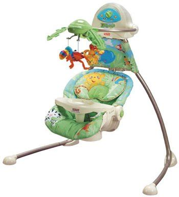 rainforest swing weight limit fisher price cradle swing details a baby s choice baby