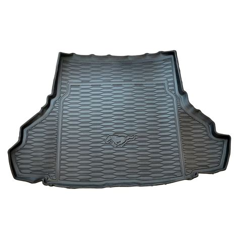 Ford Mustang Mats - oem new 2015 ford mustang rubber cargo area protector