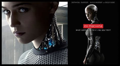 ex machina film review ex machina 2015 cinema forensic