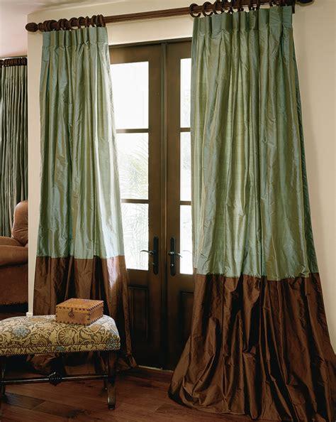 designer drapes custom made silk drapes by drapestyle archives