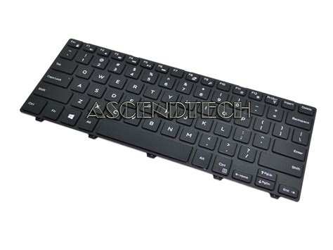 Keyboard Dell Inspiron 14 50x15 pk1313p3a00 dell inspiron 14 laptop keyboard 50x15