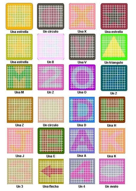 daltonismo test daltonismo pruebas para ni 241 os paperblog