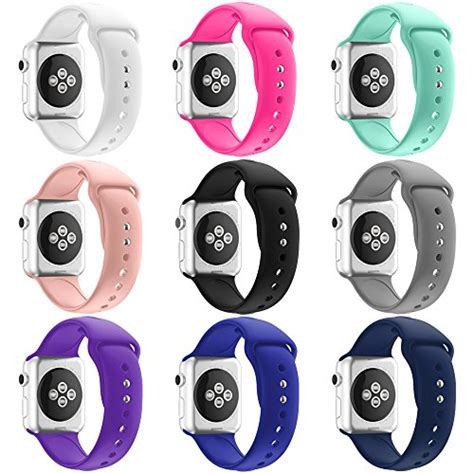 New Color Premium Sport Band For Apple Iwatch 38mm 42 Mm apple 38mm band huanlongtm new soft silicone sport style replacement iwatch for