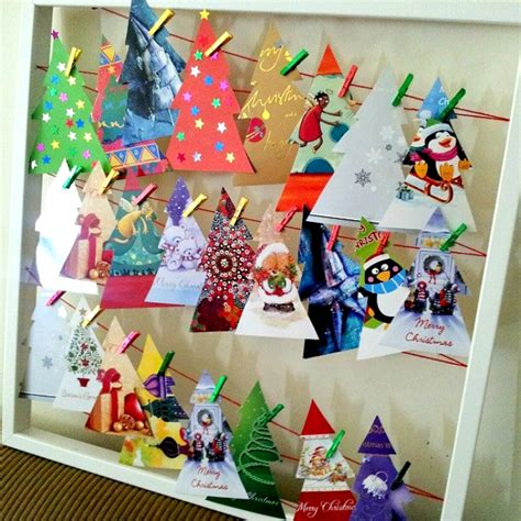 make an advent calendar eyfs 15 ways to reuse all that rubbish you