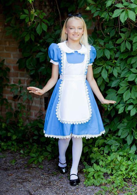 alice in wonderland costume alice in wonderland costumes child supreme alice costume