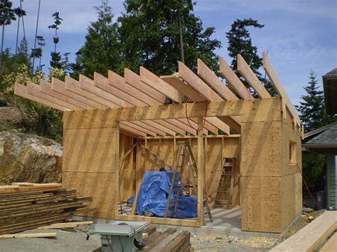 build  storage shed  scratch