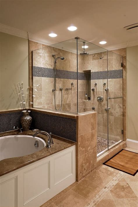 Master Bathroom Design Ideas by Magnificent Master Bathroom Shower Design Ideas 95 With