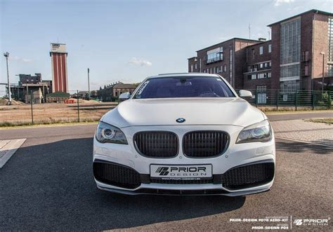 Who Makes Bmw by Prior Design Makes F01 Bmw 7 Series Look Modern And