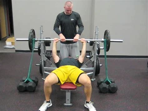 benching with bands january 2013 john izzo s trainer advice blog