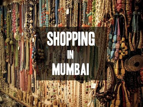 9 Best Shopping Places in Mumbai   Tripoto